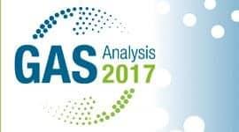 GAS Analysis 2017 Symposium and exhibition for gas analysis