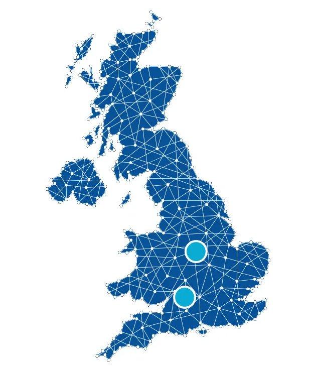 asap network in blue
