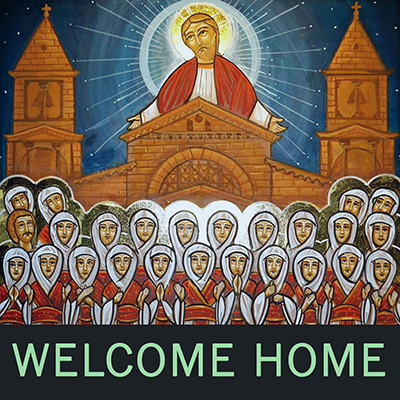 Welcome Home - Asaph Tunes Orthodox Christian Music