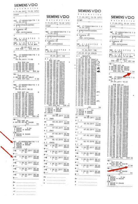L'alterazione dei cronotachigrafi Vi spieghiamo il trucco