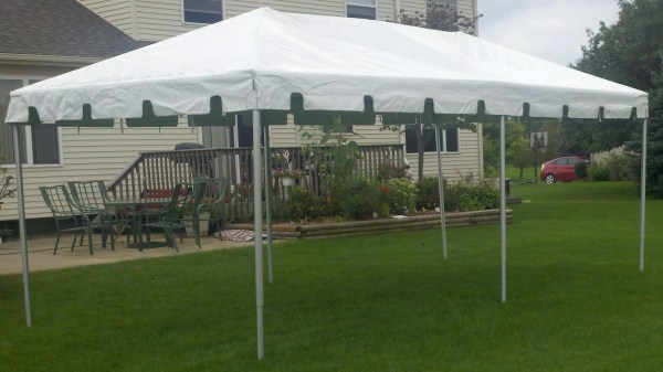 Tents Pole Frame Pop