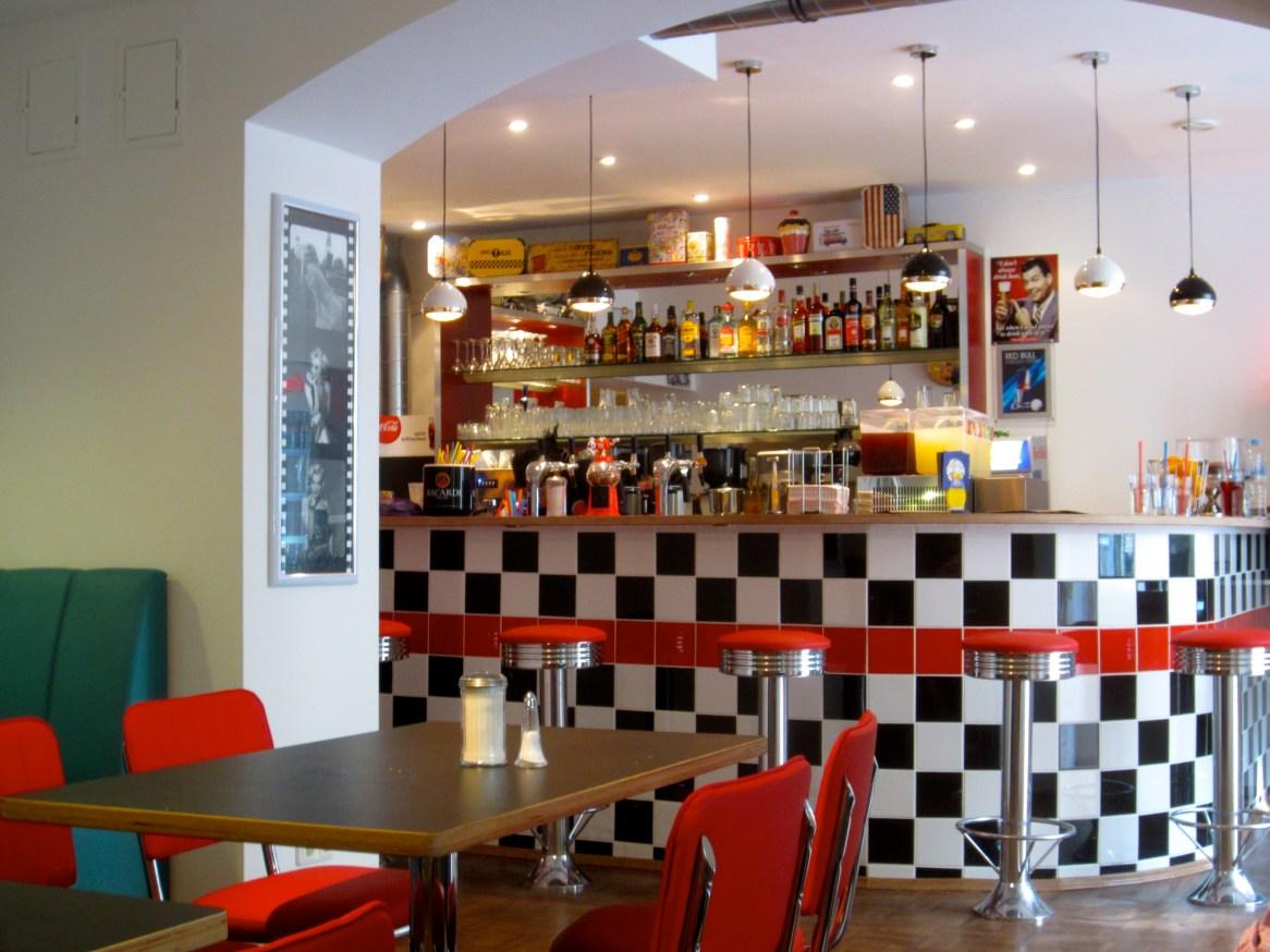 Jodena's Diner, Wiesbaden