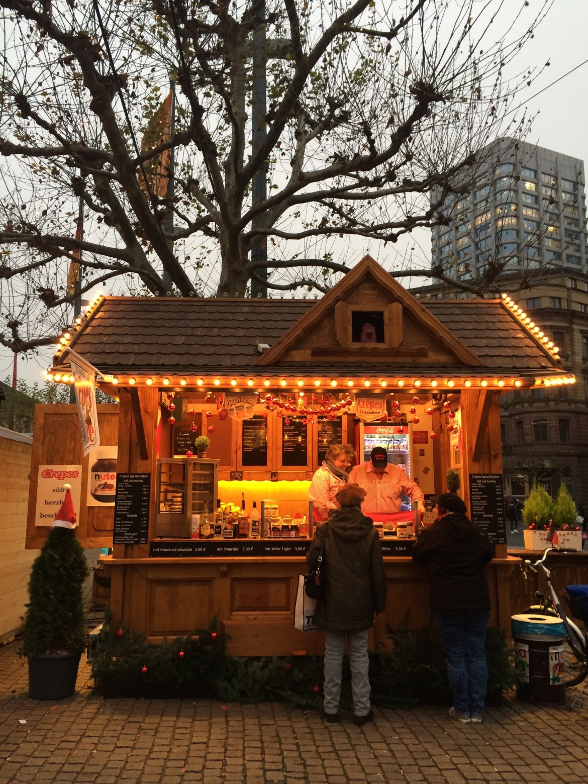 Weihnachtsmarkt Langos.6 Christmas Market Treats You Ve Probably Never Heard Of