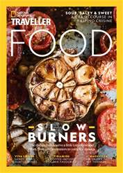 National Geographic Traveller Food UK cover Dec 2019