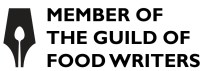 Member of the Guild of Food Writers