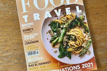 Food and Travel magazine May/June 2021 Issue