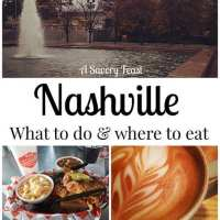 Nashville: What to Do and Where to Eat
