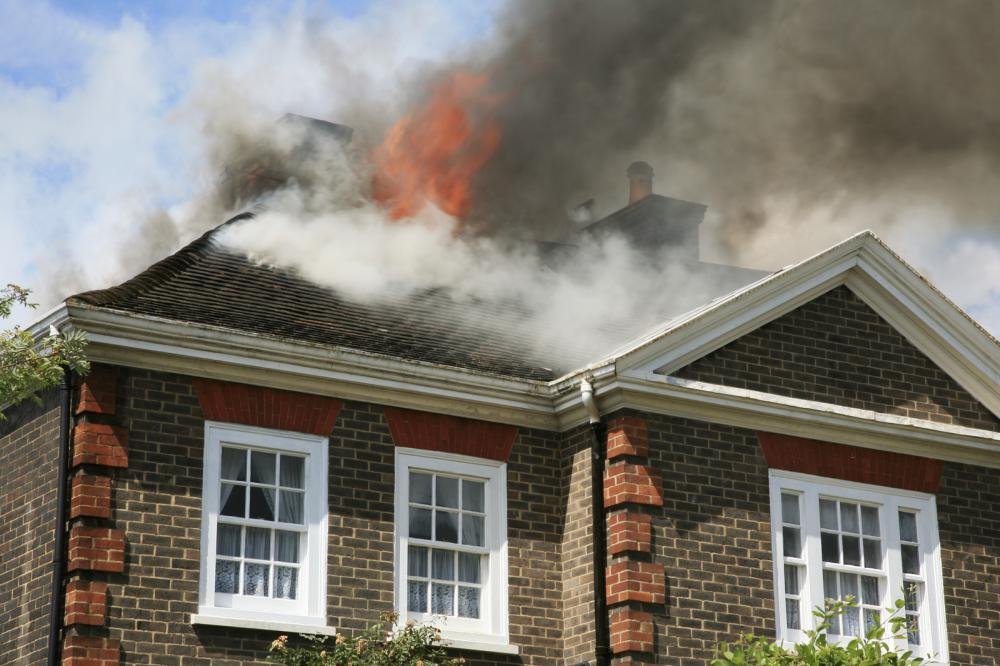 House Fires and Asbestos: What you Should Know