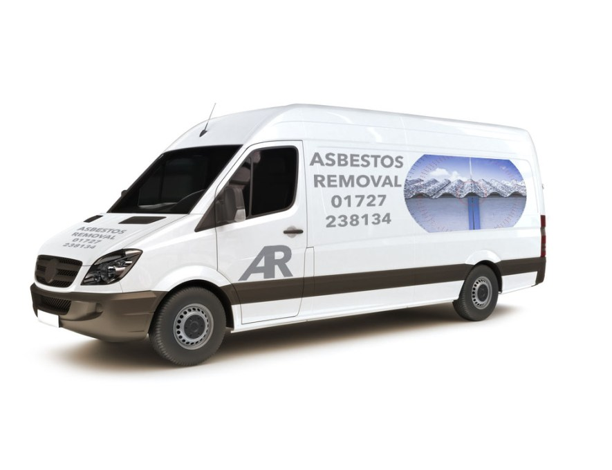 Asbestos Removal in St Albans