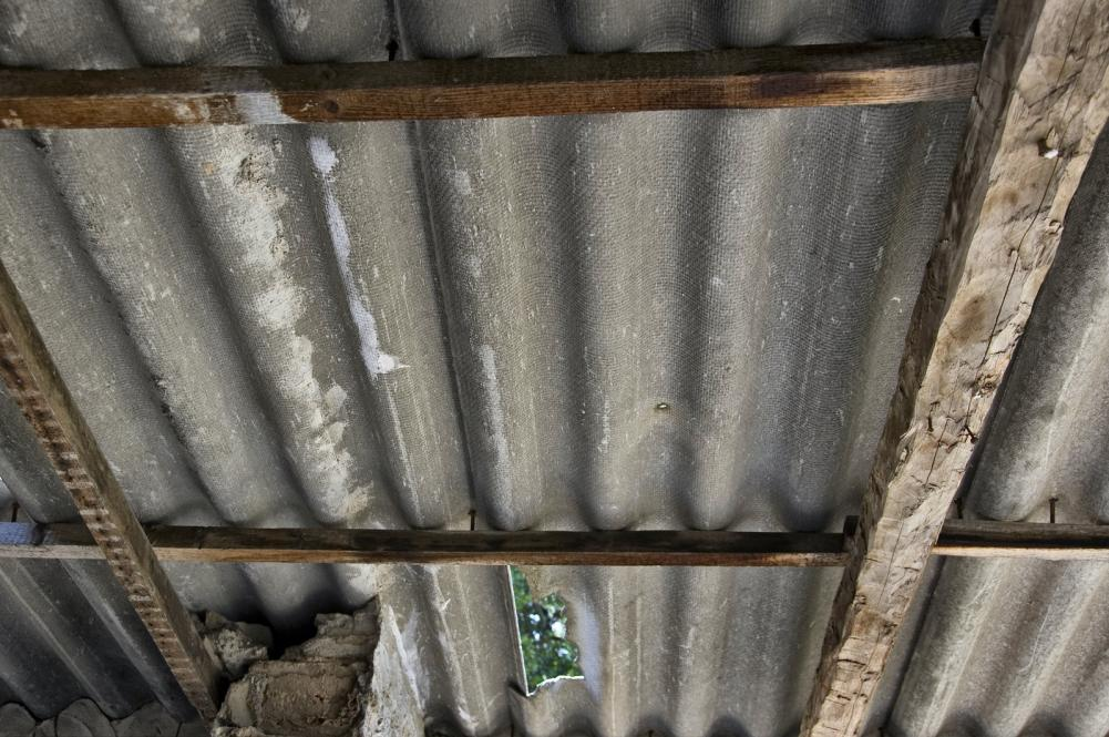 Asbestos Roof Covering Repairs