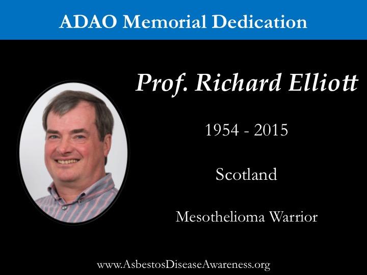 Prof. Richard Elliott