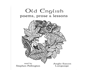 Book List. Old English Poems, Prose & Lessons: Anglo-Saxon