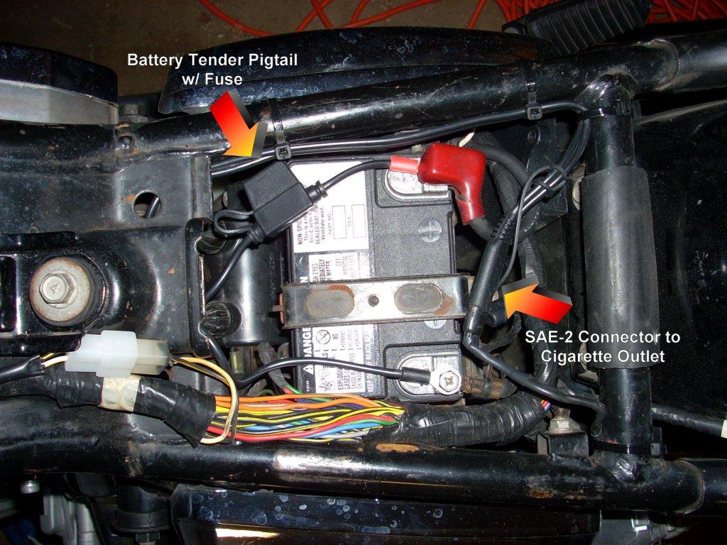 Kawasaki Vulcan 750 Fuse Box - Wiring Diagrams Load on