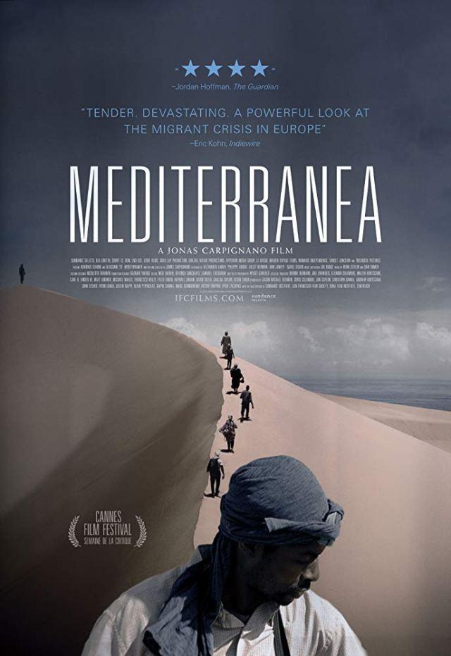 Mediterranea poster locandina