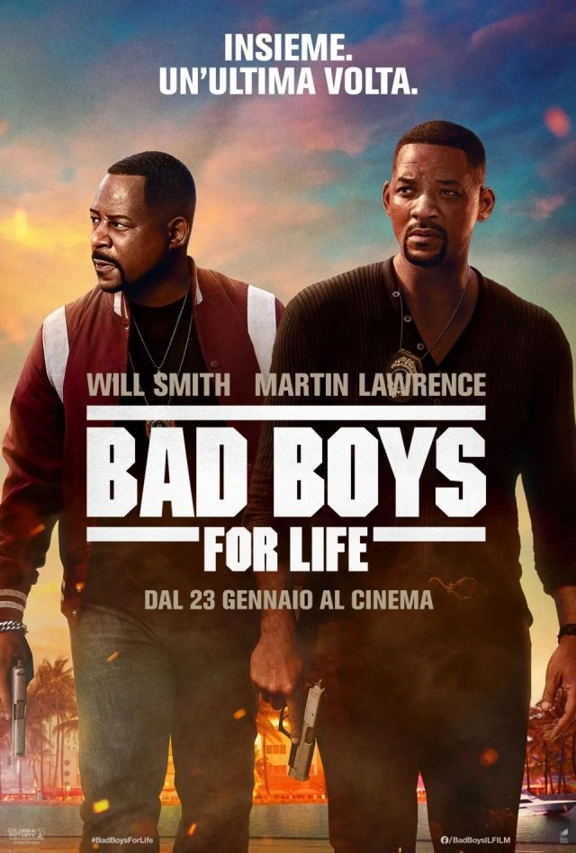 Bad Boys for Life poster locandina