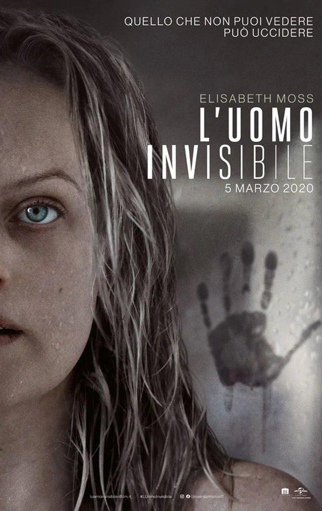 L'Uomo Invisibile (2020) poster locandina