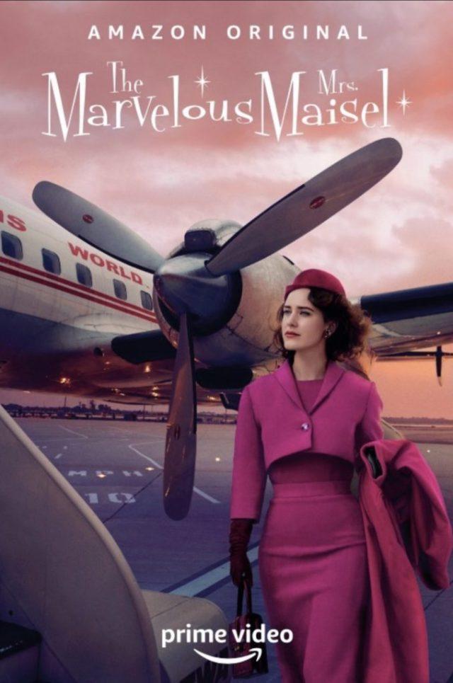 La fantastica signora Maisel poster
