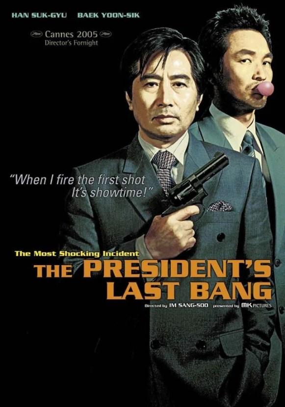 The President's Last Bang poster locandina