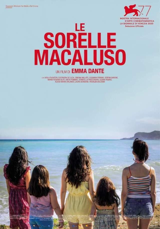 Le sorelle Macaluso poster locandina