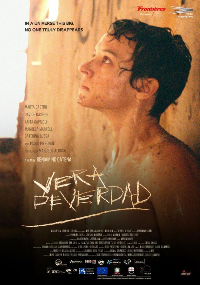 Vera de Verdad poster locandina