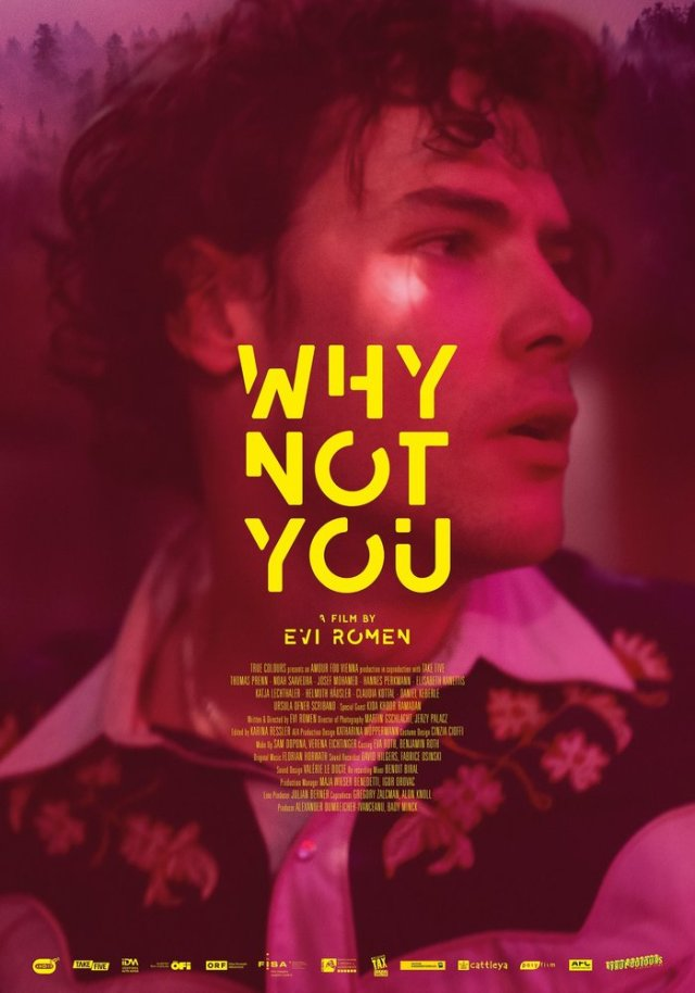 Why Not You poster locandina