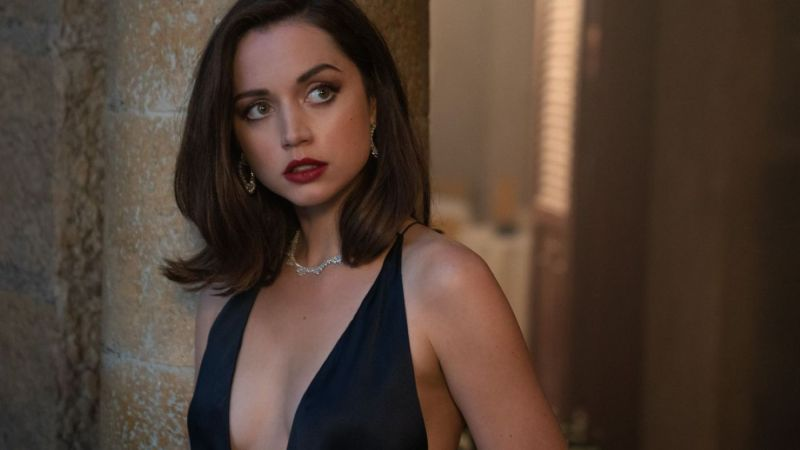 THE GREY MAN: ANA DE ARMAS SI UNISCE AL CAST DEL NUOVO SPY-MOVIE