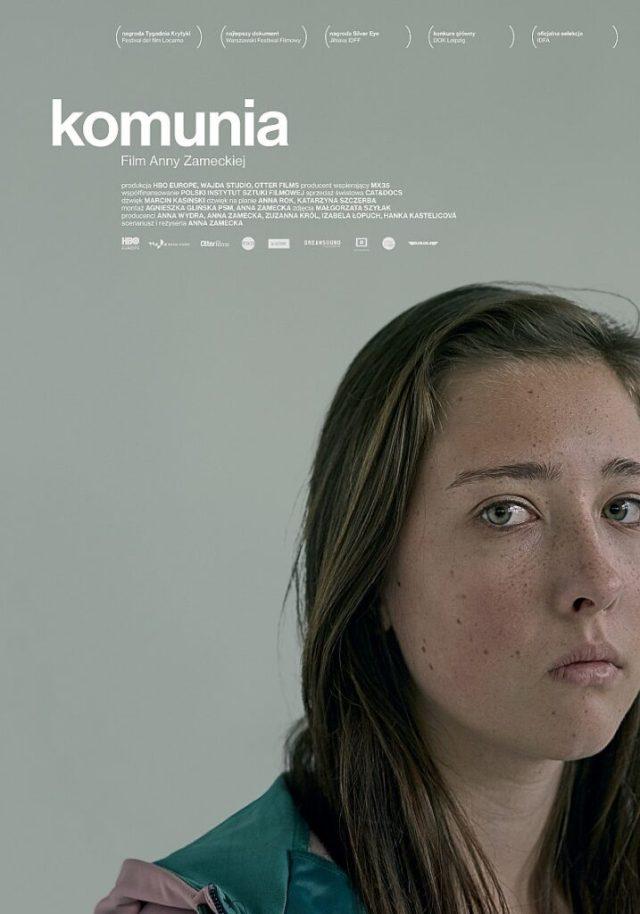 Communion (2016) poster locandina