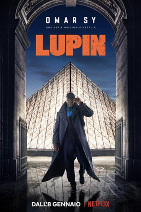 Lupin (2021) poster locandina