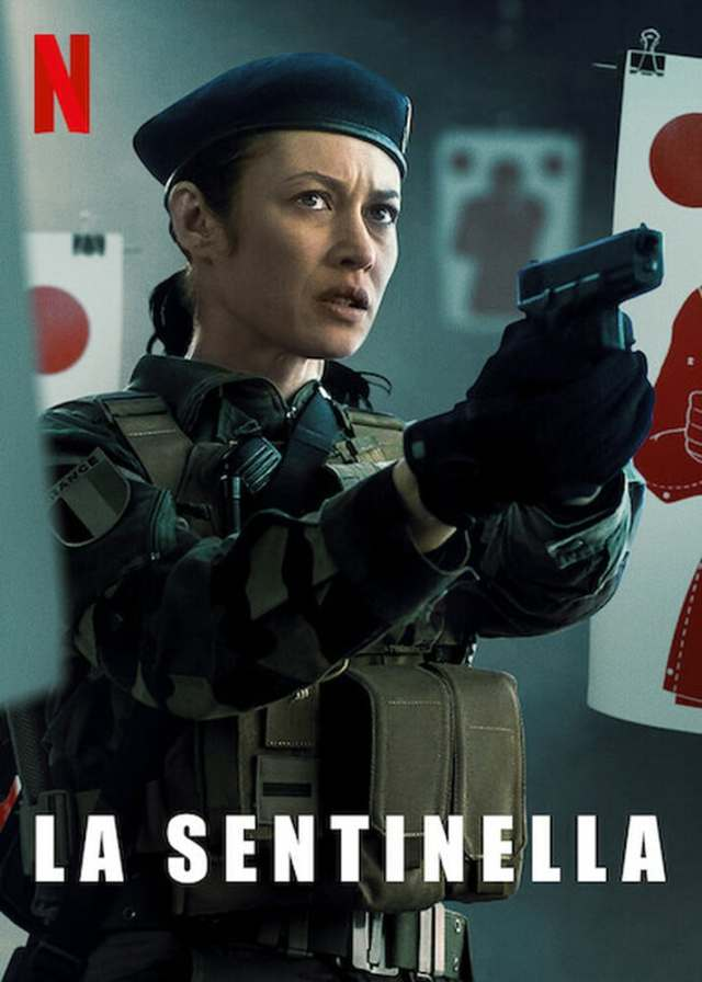 La sentinella (2021) poster locandina