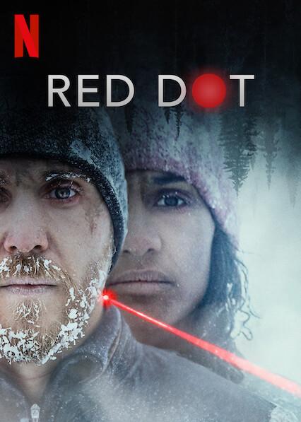 Red Dot poster locandina
