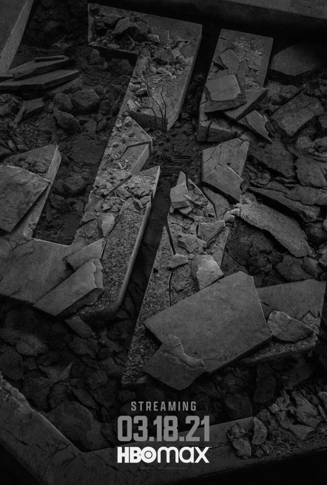 Zack Snyder's Justice League poster locandina