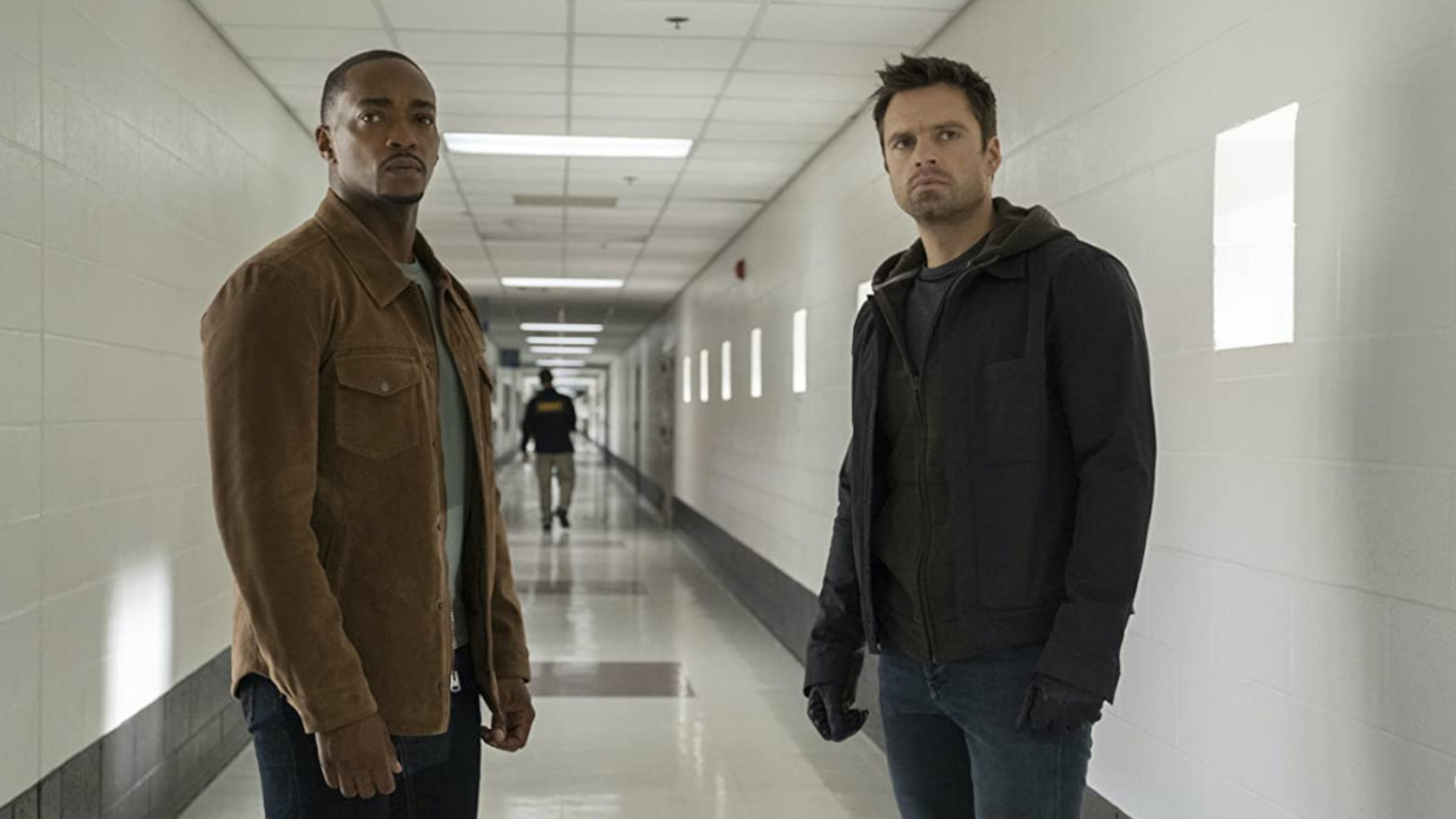 THE FALCON AND THE WINTER SOLDIER EP. 3
