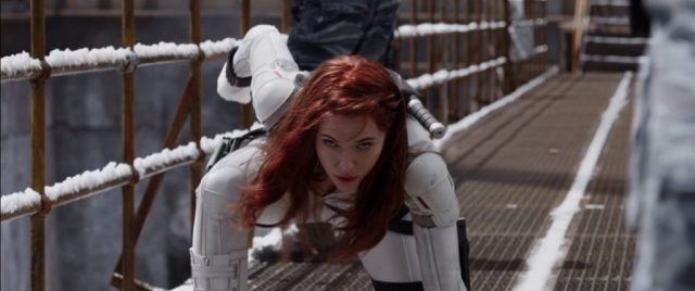 Black Widow recensione