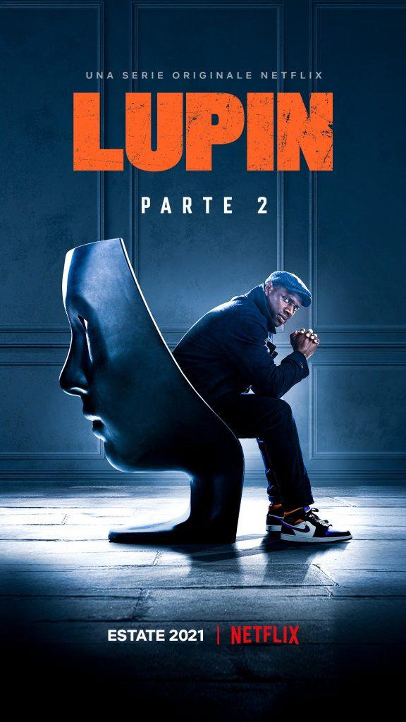 Lupin - Parte 2 poster locandina