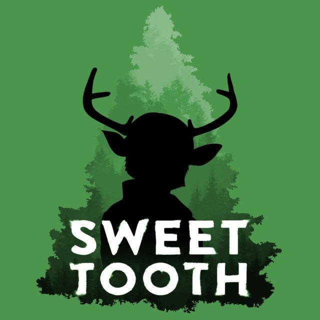 Sweet Tooth poster locandina