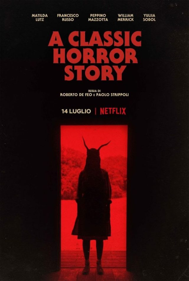 A Classic Horror Story poster locandina