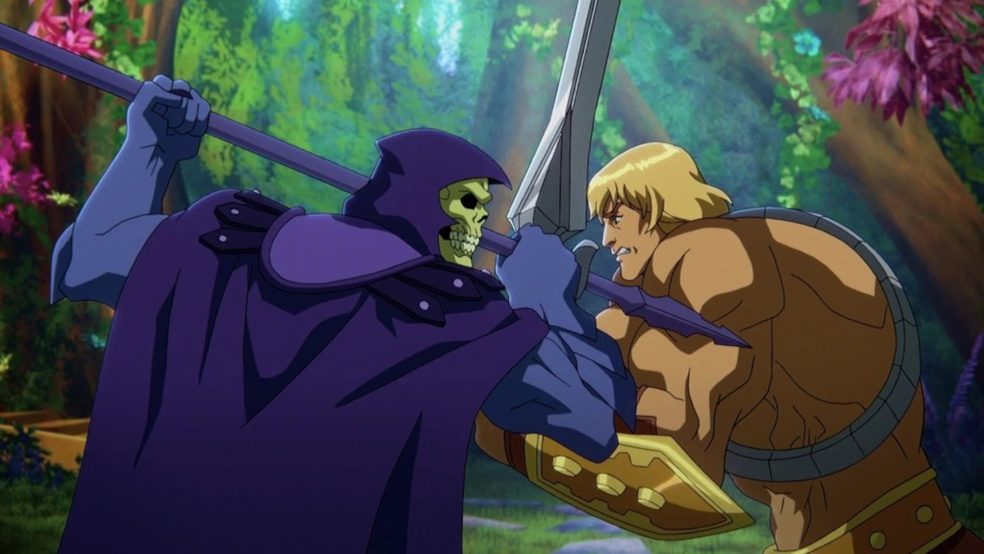 MASTERS OF THE UNIVERSE: REVELATION – PARTE 1