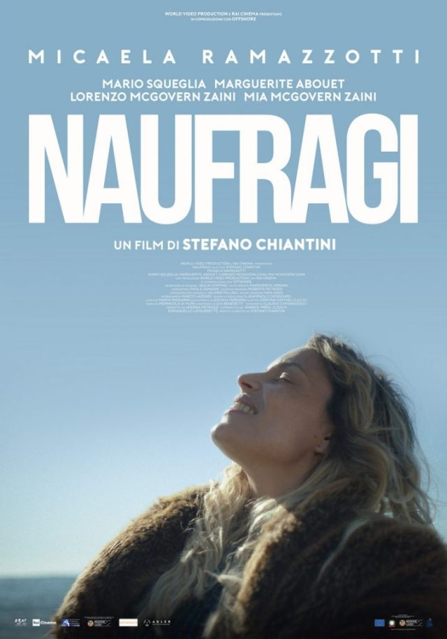 Naufragi (2021) poster locandina