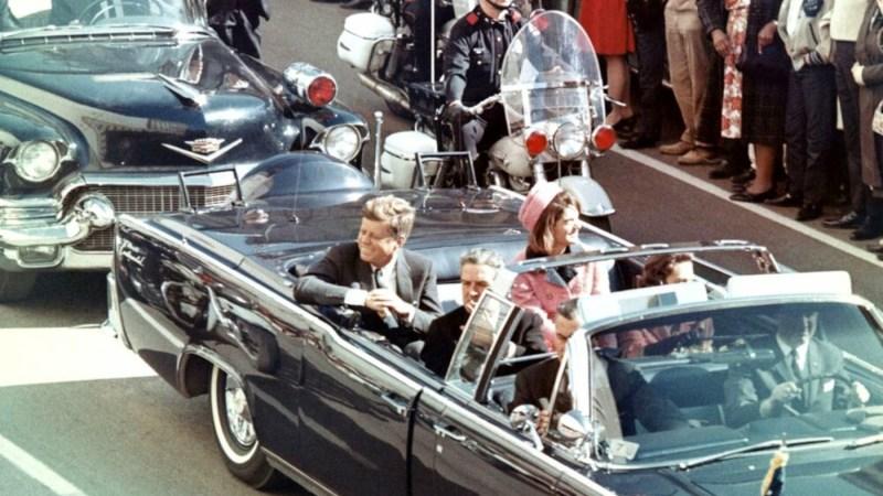 JFK – DESTINY BETRAYED