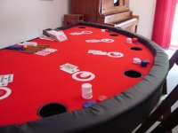 How to Build A BlackJack Table
