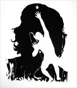 DIARIOS V/X - Icona - Screen printing - (Ascanio Cuba)
