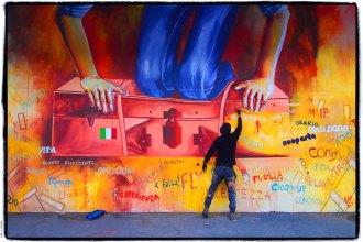 MURO DEL VIAGGIO - Murales - (Ascanio Cuba)