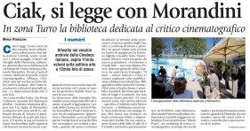 LA BIBLIOTECA DI MORANDO - Murales - Detail - (Ascanio Cuba)