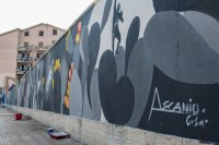 OVER THE CHALLANGES - Murales - Detail - (Ascanio Cuba)