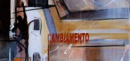 CAMBIAMENTO - Mix on canvas - (Ascanio Cuba)