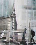FAME - Mix on canvas - (Ascanio Cuba)
