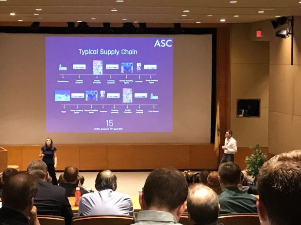 ASC Presentation at PCSC Conference 2017 GDP and Supply Chain Security