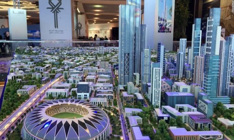 تعرف على أهم المدن الجديدة في مصر Ascc
