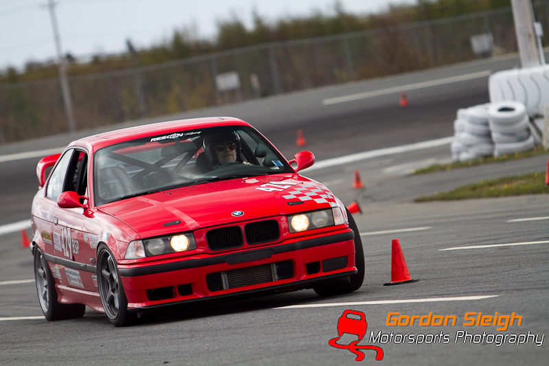Auto Slalom – Atlantic Sports Car Club