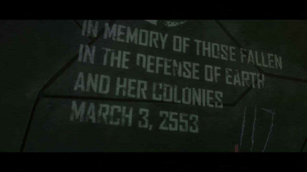 Master Chief memorial